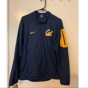 Cal Berkeley Nike Windbreaker